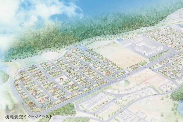 トヨタホーム株式会社の分譲地日枝中学校前のサムネイル画像